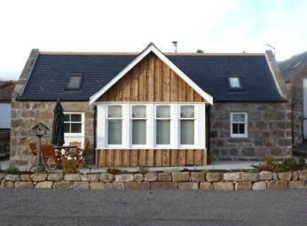 Thumbnail 1 bed detached house to rent in Monyburn Cottage, Drumoak, By Banchory