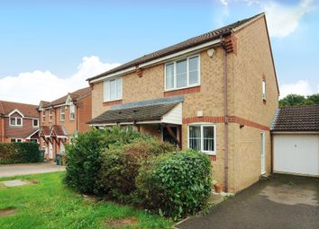 Thumbnail 2 bedroom semi-detached house for sale in Swallow Close, Oxford OX4,