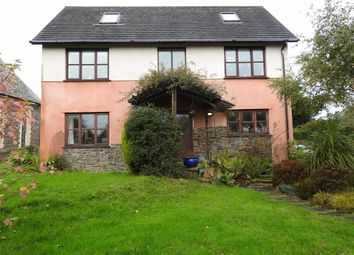 Thumbnail 5 bed detached house for sale in Blaenplwyf, Aberystwyth