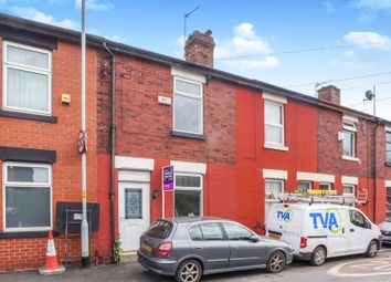 Thumbnail 2 bed terraced house for sale in Windmill Lane, Reddish, Stockport