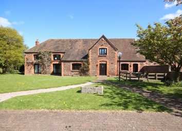 Thumbnail 5 bed barn conversion for sale in Clare, Clare Street, North Petherton, Bridgwater