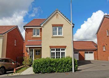 Thumbnail 3 bed detached house for sale in Brynteg Green, Beddau, Pontypridd, Rhondda, Cynon, Taff.