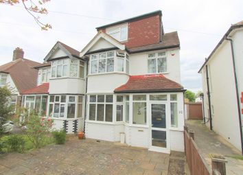 Thumbnail 4 bed semi-detached house for sale in Collyer Avenue, Croydon