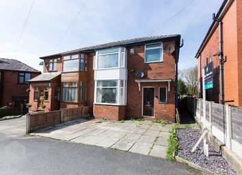 Thumbnail 3 bed semi-detached house for sale in Delph Avenue, Egerton, Bolton