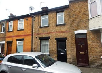 Thumbnail 2 bedroom terraced house for sale in Charles Street, Sheerness