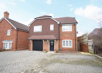 Runnymede Drive, Odiham, Hook RG29. 4 bed detached house for sale