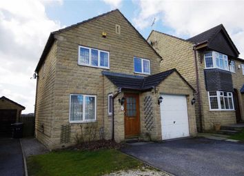 Thumbnail 3 bed detached house to rent in Whitley Drive, Holmfield, Halifax