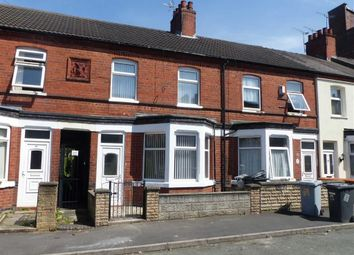 Thumbnail 2 bedroom terraced house to rent in Lord Street, Crewe