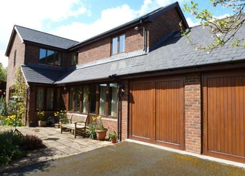 Thumbnail 4 bed detached house for sale in Wellington, Hereford
