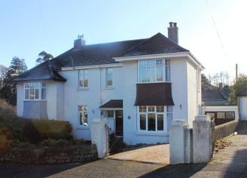 Thumbnail 3 bed semi-detached house for sale in Penwinnick Road, St. Austell