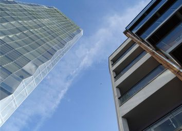 Thumbnail 3 bed flat for sale in Dollar Bay, Canary Wharf, London