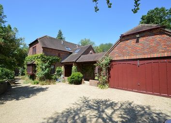 Thumbnail 6 bed detached house for sale in Brightwell-Cum-Sotwell, Wallingford
