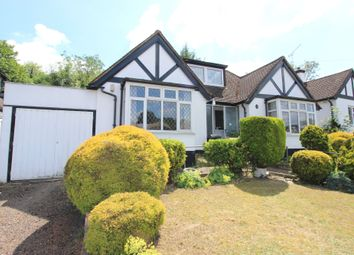 Thumbnail 2 bed detached bungalow for sale in Lackford Road, Chipstead, Coulsdon