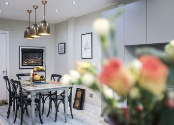Thumbnail 3 bed mews house to rent in Cookham Crescent, London