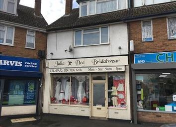 Thumbnail Retail premises to let in 103 Heath Road, Bedworth
