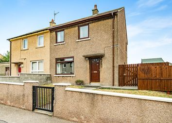 Thumbnail 2 bed semi-detached house for sale in Macdonald Drive, Lossiemouth