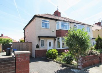 Thumbnail 3 bed semi-detached house for sale in Stoneway Road, Cleveleys
