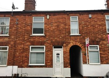 Thumbnail 2 bedroom terraced house for sale in Albany Street, Lincoln