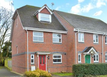 Thumbnail 3 bed detached house for sale in Sandstone Grove, Hermitage, Thatcham