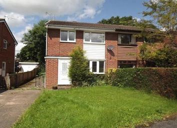 Thumbnail 3 bed property to rent in Windsor Drive, Darnhall, Winsford
