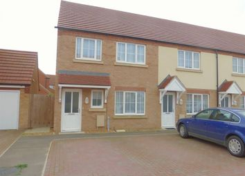 Thumbnail 3 bed property to rent in Dahlia Close, March