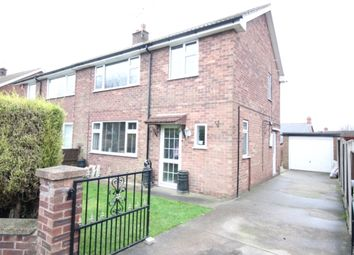 Thumbnail 3 bed semi-detached house for sale in 6 Mill Lane, Whitwell, Worksop