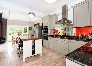 Thumbnail 6 bedroom semi-detached house for sale in Vicarage Road, East Sheen