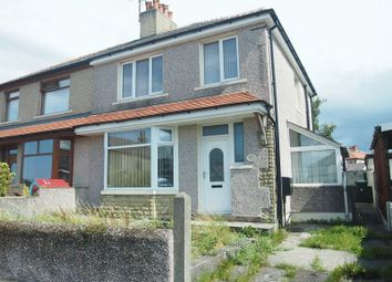 Thumbnail 3 bed semi-detached house for sale in Shortlands Drive, Heysham, Morecambe