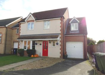 Thumbnail 4 bedroom detached house for sale in John Bends Way, Parson Drove, Wisbech