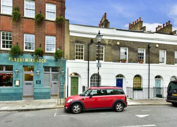 Thumbnail 3 bed end terrace house to rent in Sudeley Street, London