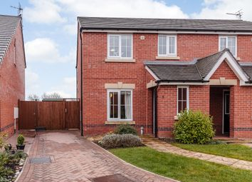 Thumbnail 3 bed semi-detached house for sale in Cedars Close, Chester