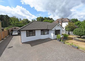 Thumbnail 3 bed bungalow for sale in Dorking Road, Chilworth, Guildford