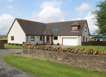 Thumbnail 5 bed detached house for sale in Halkirk