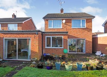 3 bed detached house for sale in Attfield Drive, Whetstone, Leicester LE8