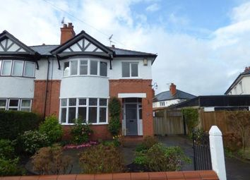 Thumbnail 3 bed semi-detached house for sale in Lache Park Avenue, Chester, Cheshire