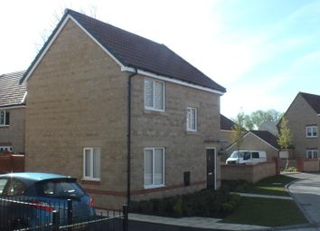 Thumbnail 3 bed semi-detached house to rent in Hazel Gardens, Harwell, Didcot