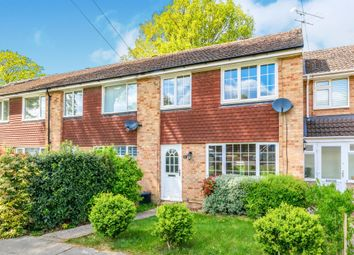Thumbnail 3 bedroom terraced house for sale in Headley Close, Crawley