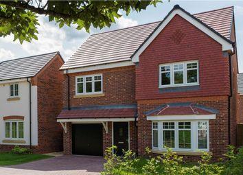 "Thumbnail 4 bed detached house for sale in ""Hollingwood"" at Park Lane, Castle Donington, Derby"