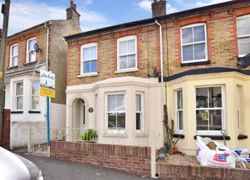 Thumbnail 3 bed semi-detached house to rent in Chapel Hill, Eythorne, Dover