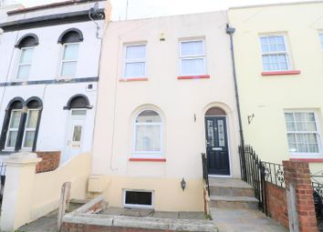 Thumbnail 4 bed terraced house for sale in Peacock Street, Gravesend