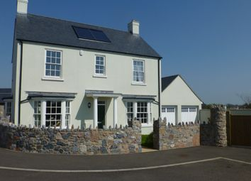 Thumbnail 4 bed detached house to rent in Andrews Park, Stoke Gabriel, Totnes