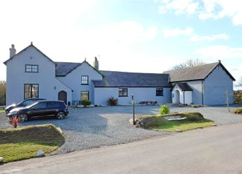Thumbnail 7 bed detached house for sale in Golden Plover, Warren, Castlemartin, Pembroke