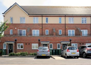 Thumbnail 4 bed town house for sale in Longford Way, Staines-Upon-Thames