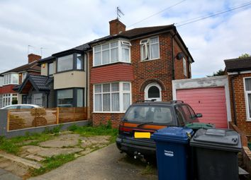 Thumbnail 3 bedroom semi-detached house for sale in Braemar Gardens, London