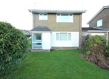 Thumbnail 3 bed detached house for sale in Courtfield Close, Rogerstone, Newport