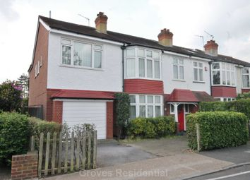 Thumbnail 6 bedroom semi-detached house for sale in Chestnut Grove, New Malden
