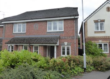 Thumbnail 2 bedroom detached house to rent in Amber Close, Earley, Reading