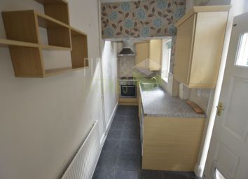 Thumbnail 2 bed terraced house to rent in Cecilia Road, Leicester
