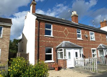 Thumbnail 3 bed end terrace house to rent in Cross Street, Farnborough