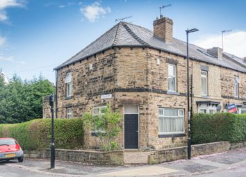 Thumbnail 4 bed end terrace house for sale in Nairn Street, Sheffield
